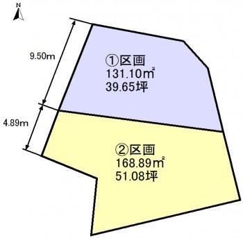 高崎常盤町 売地区画① 990万円